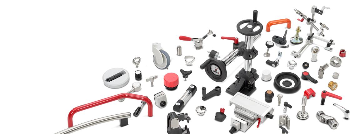 Standard Parts. Winco.