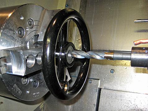 Hand-wheel-customization-modification
